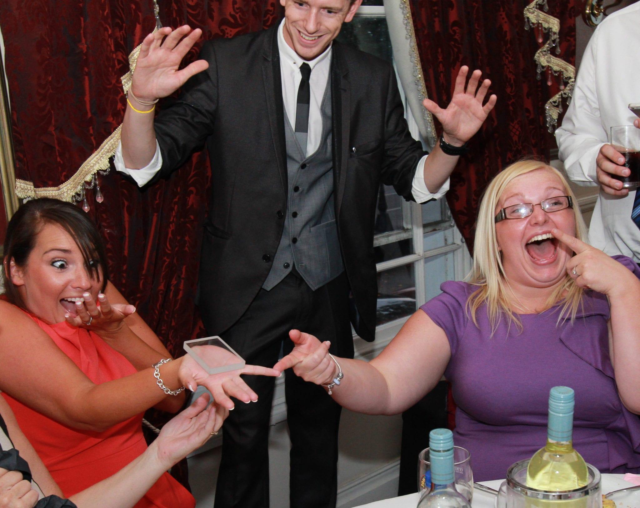 WEDDING MAGICIAN 7